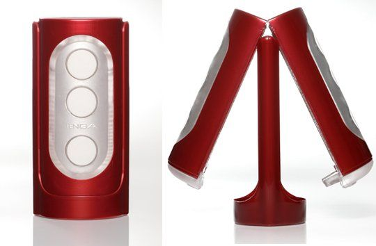 _Мастурбатор TENGA FLIP HOLE red (красный)