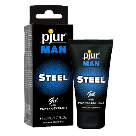 Стимулирующий желатин для мужчин Pjur Man Steel, 00 мл