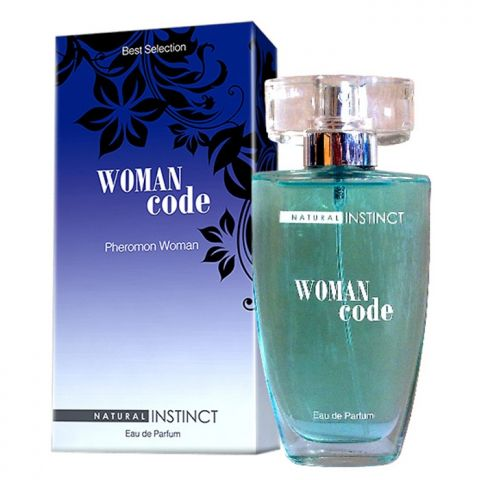 Духи женские Natural Instinct Best Selection «Woman code», 50 мл